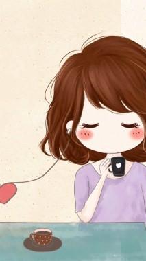 46 461310 cute couple wallpaper iphone elegant wallpaper girl anime