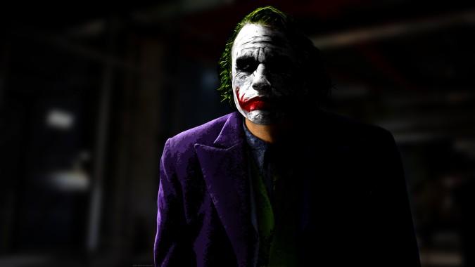Heath Ledger Wallpaper Joker 1920x1080 Download Hd Wallpaper Wallpapertip