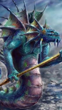 Dota 2 Naga Dota 1 Heroes Hd 640x1136 Download Hd Wallpaper
