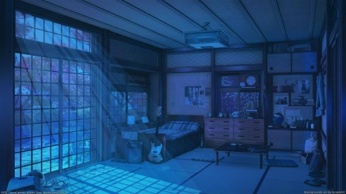 Anime Backgrounds Bedroom 1200x675 Download Hd Wallpaper Wallpapertip