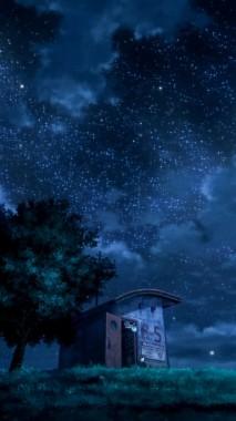Best Of Night Anime Iphone Wallpaper Design Dark Anime Wallpaper Iphone 1080x1920 Download Hd Wallpaper Wallpapertip