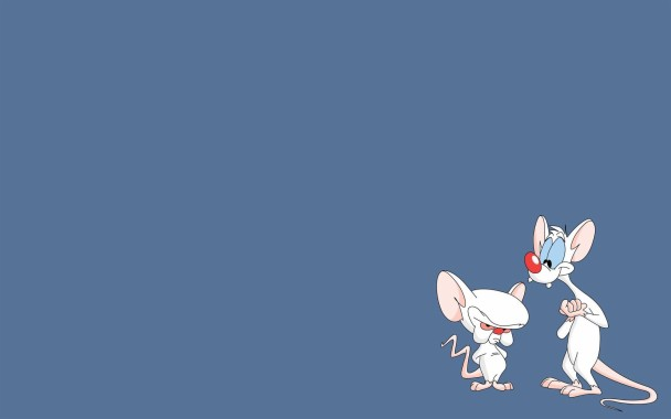 192844 Title Tv Show Pinky And The Brain Wallpaper Pinky And The