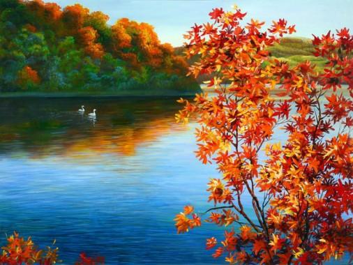 Autumn Hd Wallpapers Hd Wallpapers Fall Scenery 1545x987 Download Hd Wallpaper Wallpapertip