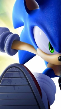 Sonic The Hedgehog Running Iphone 5 Wallpaper Sonic Unleashed 640x1136 Download Hd Wallpaper Wallpapertip