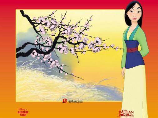 Disney Mulan Mulan Disney 1024x768 Download Hd Wallpaper Wallpapertip