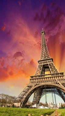 Tour Eiffel Fond D Ecran Iphone 5s Hd 640x1136 Wallpapertip