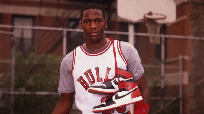 Air Jordan One Michael Jordan 1600x900 Download Hd Wallpaper Wallpapertip