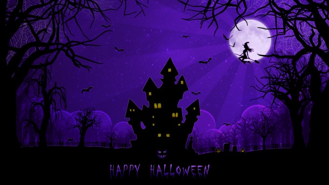 Halloween Background Disney 5120x2880 Download Hd Wallpaper Wallpapertip