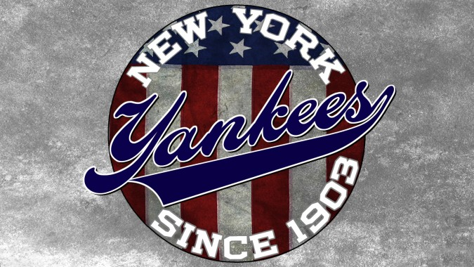 New York Yankees Wallpaper Background New York Yankees 1920x1080 Download Hd Wallpaper Wallpapertip