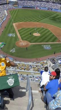 Los Angeles Dodgers Baseball Wallpapers A Data Src Dodger Stadium 1080x1920 Download Hd Wallpaper Wallpapertip
