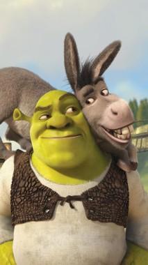 Shrek And Donkey 1080x1920 Download Hd Wallpaper Wallpapertip