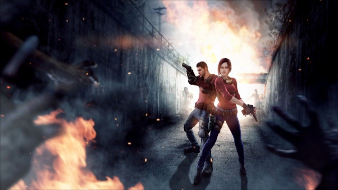Jogo Resident Evil 2 1280x720 Download Hd Wallpaper Wallpapertip