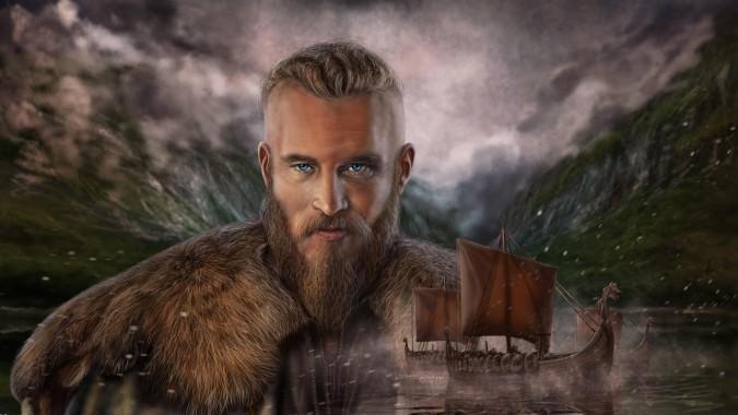 Vikings Wallpaper 4k 3840x2160 Download Hd Wallpaper Wallpapertip