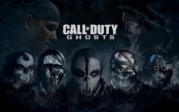Cod Ghosts Call Of Duty Ghost Team 1600x999 Download Hd