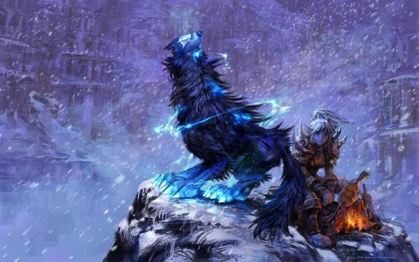 World Of Warcraft Legion Best Demon Hunter Hd Wallpaper World Of