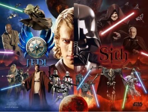 Star Wars Saga Wallpaper Star Wars Jedi Y Sith 600x454 Download Hd Wallpaper Wallpapertip