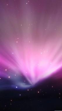 Pink Lights Aurora Lock Screen Wallpaper For Samsung Pink Space Wallpaper Iphone 1440x2560 Download Hd Wallpaper Wallpapertip