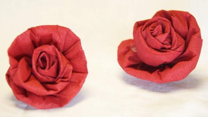 Cara Membuat Bunga Mawar Dari Kertas Krep 800x450 Download Hd Wallpaper Wallpapertip