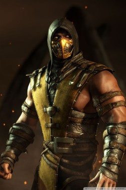 70 Scorpion Iphone Wallpapers On Wallpaperplay Mortal Kombat Hd Wallpaper For Iphone 1080x1920 Download Hd Wallpaper Wallpapertip