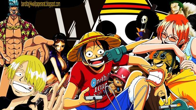 Kumpulan Gambar Kartun One Piece Terbaru Hd Wallpaper One Piece Colour Spread 1600x900 Download Hd Wallpaper Wallpapertip