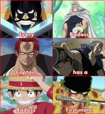 Gold Roger One Piece Gold One Piece Captains And First Mate 461x500 Download Hd Wallpaper Wallpapertip