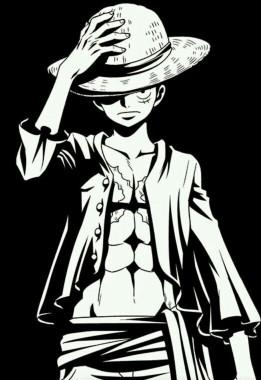 Luffy One Piece 522x760 Download Hd Wallpaper Wallpapertip