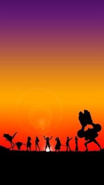 Cute Lovely One Piece Cartoon Poster Iphone 6 Wallpaper One Piece Wallpaper 4k Phone 1080x1920 Download Hd Wallpaper Wallpapertip