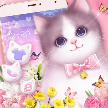 63 633444 gambar kartun kucing merry bilik wallpaper kartun kucing