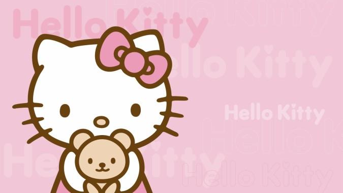 Hello Kitty Hd Wallpapers Free Hello Kitty Hd Wallpaper Download Wallpapertip