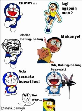 Gambar Doraemon Lucu Dan Kata Kata 481x649 Download Hd Wallpaper Wallpapertip