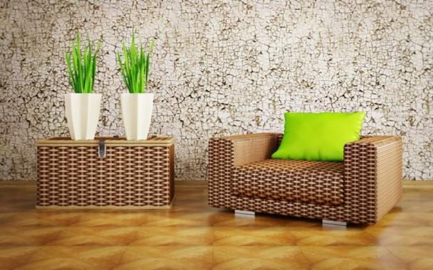 Desain Wallpaper Dinding Ruang Tamu Minimalis Kecil - Baground Studio  Minimalis Hd - 961x600 - Download HD Wallpaper - WallpaperTip