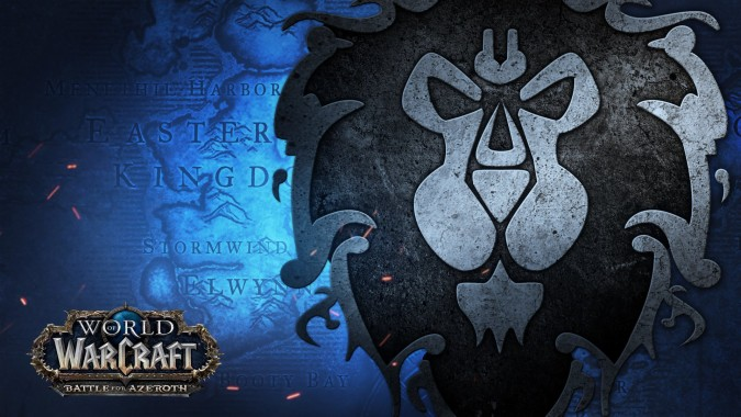 World Of Warcraft Wallpaper Alliance 1280x720 Download Hd