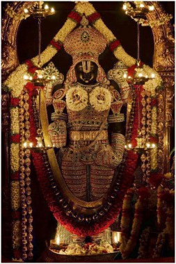 21+ High Quality 3D Wallpapers Of Lord Venkateswara