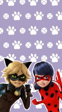 Miraculous Ladybug Und Cat Noir 1280x1224 Download Hd Wallpaper Wallpapertip You can also upload and share your favorite miraculous: miraculous ladybug und cat noir