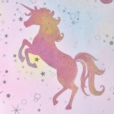 Rainbow Glitter Sparkle Unicorn 1600x1600 Download Hd Wallpaper Wallpapertip