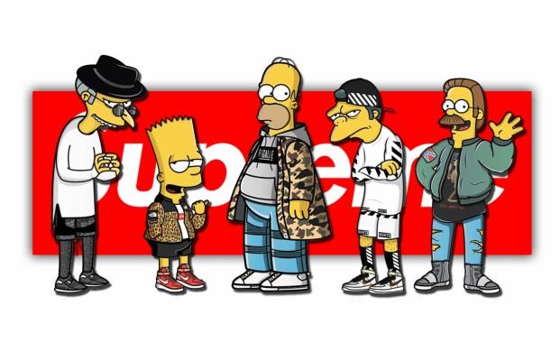 Simpson Supreme Wallpaper Data Src Full 764479 Bart Simpson