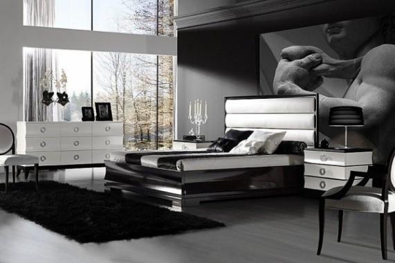 Mens Bedroom Decor Black White Interior Wallpaper Mens Wallpaper For Bedroom 600x399 Download Hd Wallpaper Wallpapertip