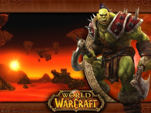 World Of Warcraft Orc Concept Art 1280x960 Download Hd