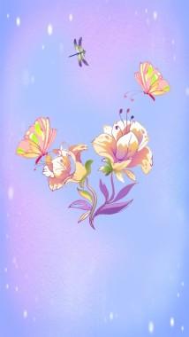 Hp Ungu 1440x2560 Download Hd Wallpaper Wallpapertip