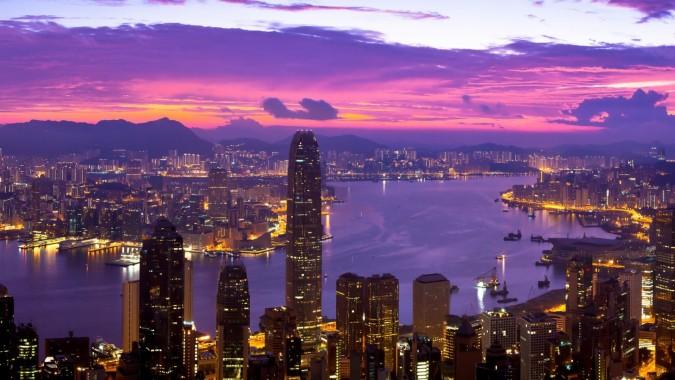 Hong Kong 1920x1200 Download Hd Wallpaper Wallpapertip