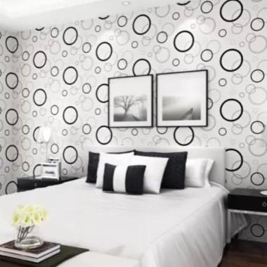 50 wallpaper dinding ruang tamu kamar dan ruang kerja