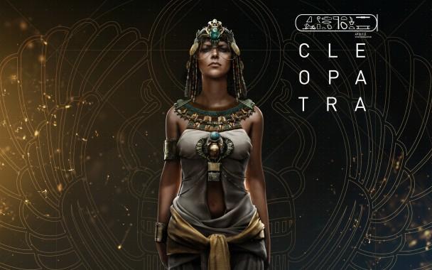 Cleopatra Assassins Creed Origins 3840x2400 Download Hd Wallpaper Wallpapertip