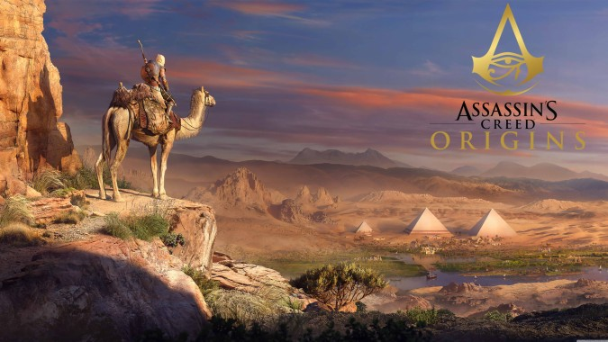 842957 Title Video Game Assassin S Creed Origins Assassin S