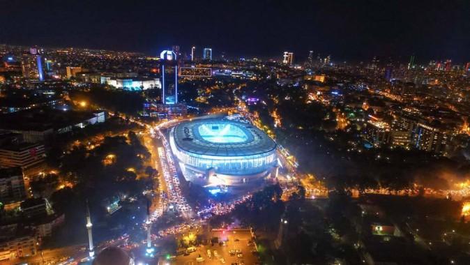 Vodafone Park, Besiktas Stadium, Istanbul, Turkey, - Bjk ...