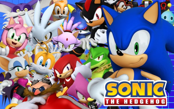Character Sonic And Sega All Stars Racing 1280x720 Download Hd Wallpaper Wallpapertip