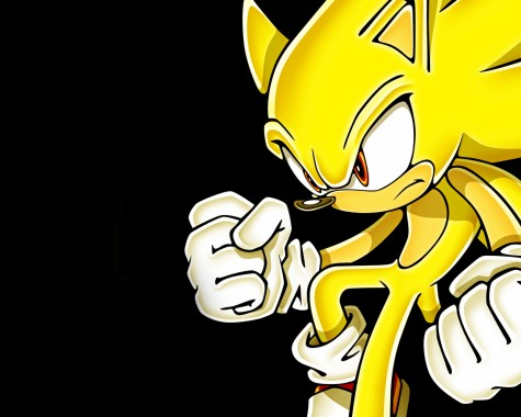 39060 Title Video Game Sonic The Hedgehog Sonic Super Modern Super Sonic The Hedgehog 1280x1024 Download Hd Wallpaper Wallpapertip