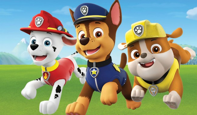 Chase And Marshall Paw Patrol 883x517 Download Hd Wallpaper Wallpapertip