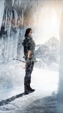 Rise Of The Tomb Raider Android Background Is 4k Wallpaper Lara