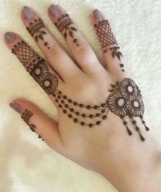 download simple mehndi designs
