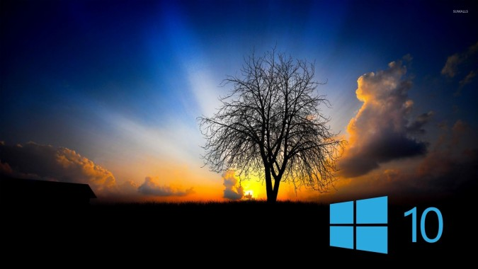 Laptop Windows 10 Wallpaper Hd 1920x1080 Download Hd Wallpaper Wallpapertip